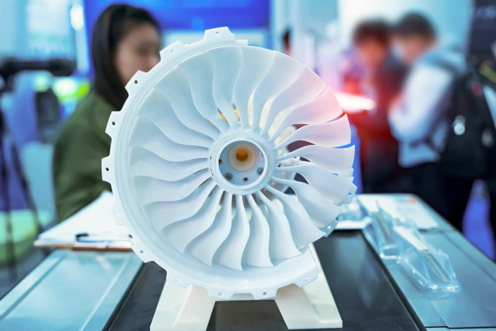 Fabrication additive aéronautique